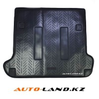Коврик в багажник Toyota Land Cruiser Prado 120 (2002-2009) (7 мест)-№71964