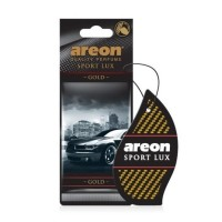 Ароматизатор Areon Sport LUX Gold-№Gold SL01 от Auto-Land