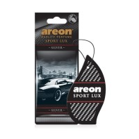 Ароматизатор Areon Sport LUX Silver-№Silver SL02 от Auto-Land