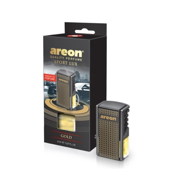 Ароматизатор Areon Car Black Gold-№Gold AC01 в Нур-Султане от Auto-Land
